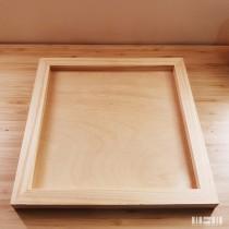 【MBM】杯墊木頭收納架(珪藻土杯墊收納好幫手)