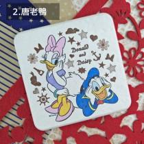 【情人節禮物】唐老鴨-正版迪士尼珪藻土吸水方墊